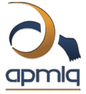 Logo de l'Association des Propriétaires de Machinerie Lourde du Québec.