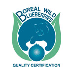 Certification bleuet sauvage